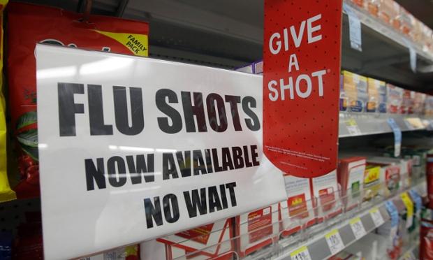 On The Money Flu Shots