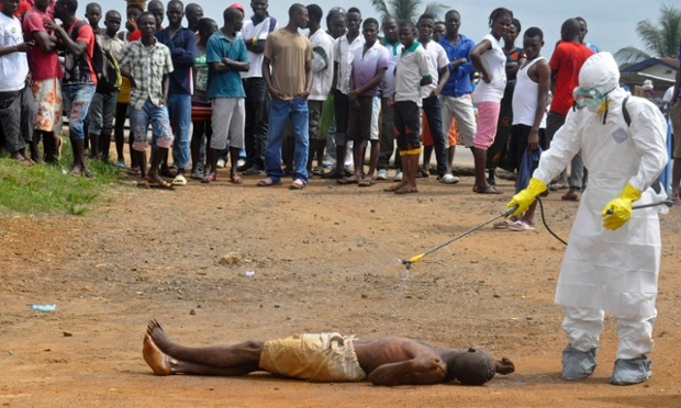 Ebola Lessons